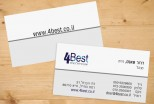 4best card 03