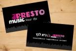 presto music card 03