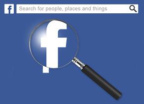 תמונת פוסט מנוע החיפוש של פייסבוק
