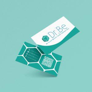 מיתוג, עיצוב כרטיס ביקור, רפואה, קליניקה