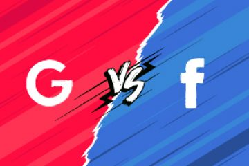 Facebook vs. Google – המירוץ לפסגה