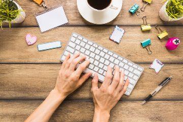 צעדים ראשונים – מבט כללי על הכתיבה והעריכה ברשת