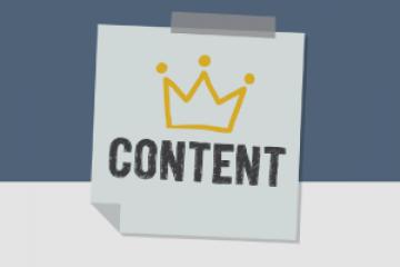 התוכן הוא המלך – הצד התוכני של הכתיבה ברשת